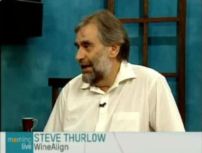 Steve Thurlow on CHCH Morning Live