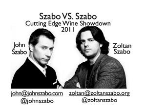 John Szabo & Zoltan Szabo