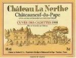 Chateau La Nerthe