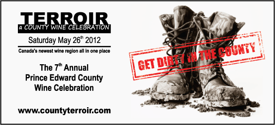 Terrior - a County Celebration