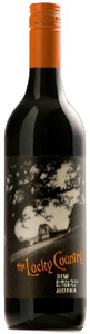 The Lucky Country Shiraz 2010