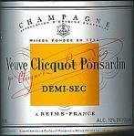 Veuve Clicquot Demi-Sec