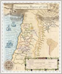Wine Regions of Chile