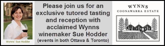 Tutored Tasting with Wynns Sue Hodder