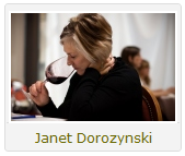 Janet Dorozynski WineAlign Feature Critic and Reviewer