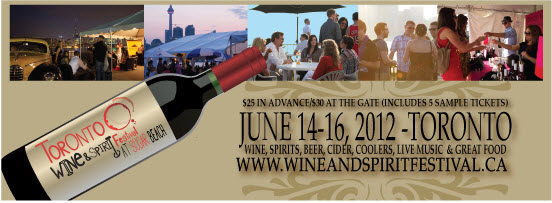 Toronto Wine & Spirit Festival