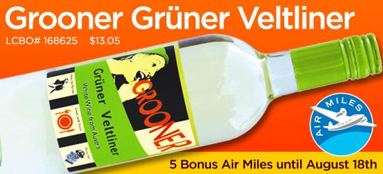 Grooner Grüner Veltliner 2009
