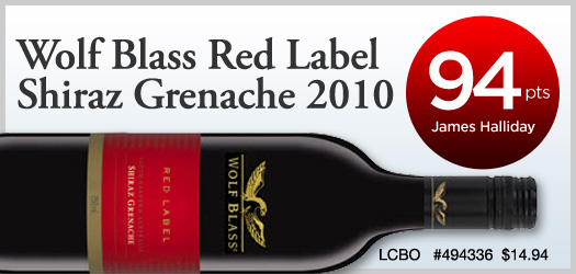 Wolf Blass Red Label Shiraz Grenache