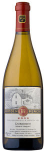 Hidden Bench Felseck Vineyard Chardonnay