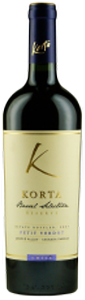 Korta Barrel Selection Reserve Petit Verdot