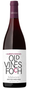 Malivoire Albert's Honour Old Vines Foch