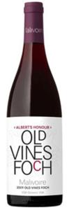 Malivoire Albert's Honour Old Vines Foch