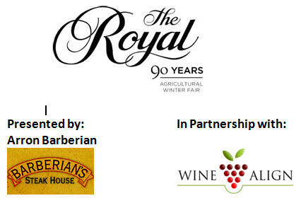 The Royal Agricultural Winter Fair Wine Competition