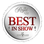 The Royal Wine Competition - Best in Show