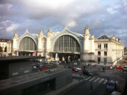 Train Station in Tours