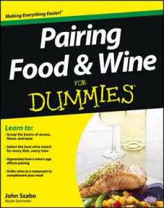 Pairing Food & Wine for Dummies