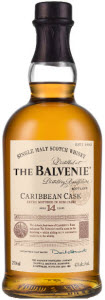 The Balvenie Caribbean Cask 14 Year Old