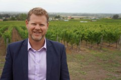 Nicholas Buck of Te Mata Estate