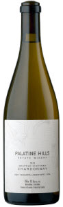 Palatine Hills Neufeld Vineyard Chardonnay