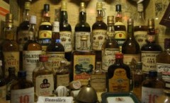 Irish Whiskey Selection