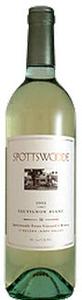 Spottswoode Sauvignon Blanc 2011