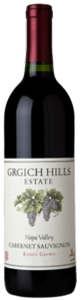 Grgich Hills Estate Cabernet Sauvignon 2009