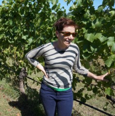 Helen Masters, winemaker at Ata Rangi