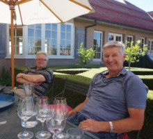 James Healy & Ivan Sutherland - Dog Point Wines