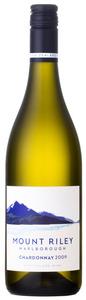 Mount Riley Chardonnay 2011