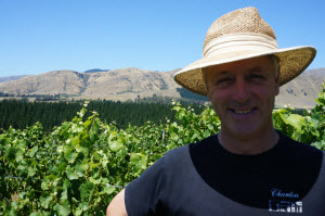 Sam Weaver - Churton Wines
