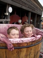 Tobreck - Fun in the Grape Vat