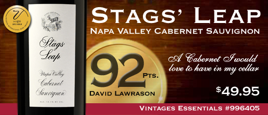 Stags' Leap Winery Cabernet Sauvignon 2008
