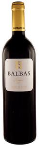 Balbas Reserva 2001