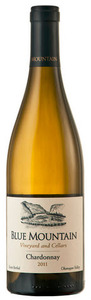 Blue Mountain Chardonnay 2011