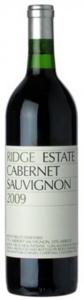 Ridge Estate Cabernet Sauvgnon Merlot 2009