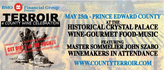 Terroir - a County Celebration