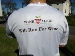 Terroir Run - Team WineAlign