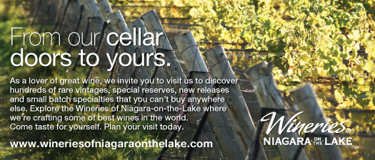 Wineries of Niagara-on-the-Lake