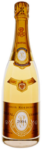 Cristal Brut Champagne 2004