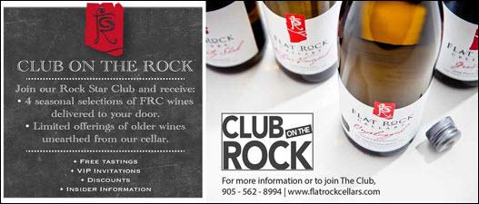 Flat Rock Club on the Rock