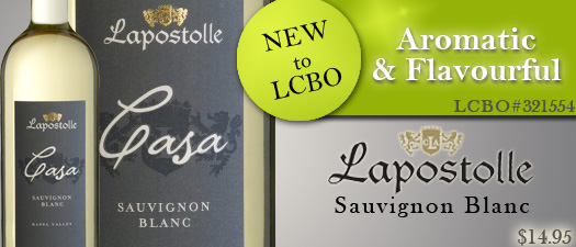 Casa Lapostolle Sauvignon Blanc 2012