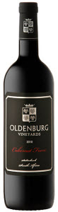 Oldenburg Vineyards Cabernet Franc