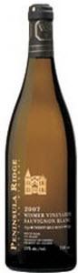Peninsula Ridge Sauvignon Blanc Wismer Vineyard
