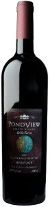 Pondview Estate Winery Bella Terra Meritage