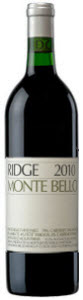 Ridge Monte Bello 2010