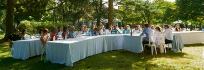 Last year's WineAlign Chardonnay Boot Camp