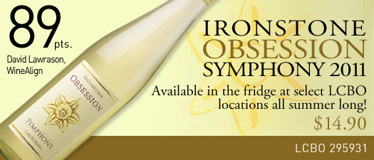 Ironstone Obsession Symphony 2011