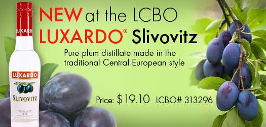 Luxardo Slivovitz