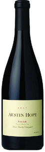 Austin Hope Family Vineyard Syrah 2010