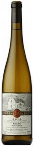 Hidden Bench Estate Riesling 2011